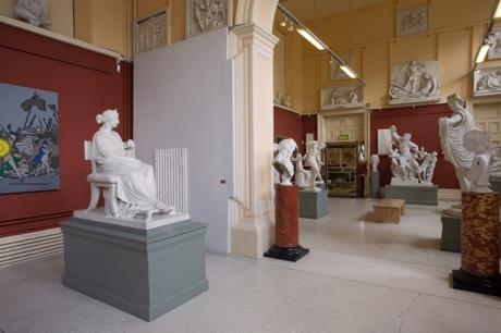 Crawford Gallery, Cork, Ireland, June 2014