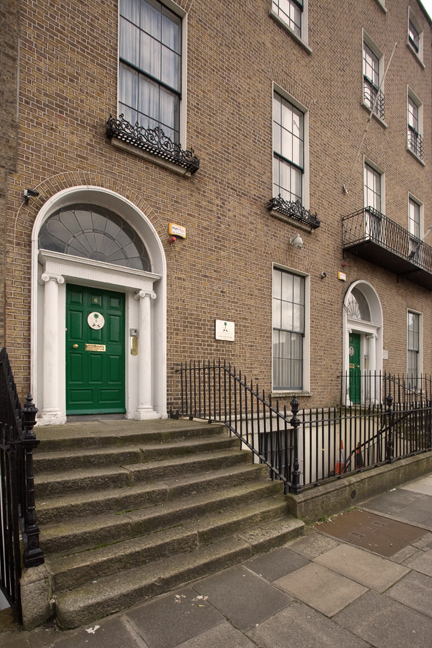 Fitzwilliam Street Lower, Dublin, March 2014