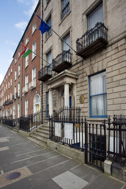 Fitzwilliam Place, Dublin, March 2014