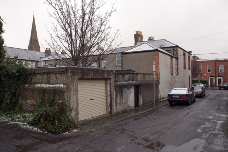 Alexandra Terrace, Dublin, December 2013