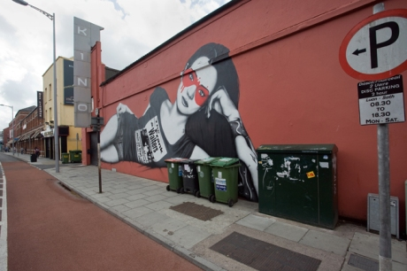 Washington Street, Cork, Ireland, June 2014