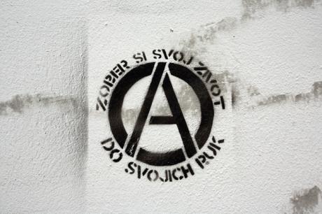 Suché mýto, Bratislava, Slovakia, April 2014