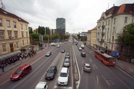 Bratislava, Slovakia, April 2014