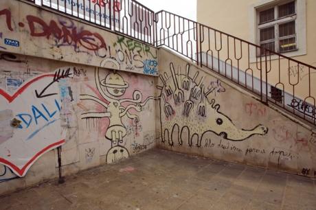 Klariska, Bratislava, Slovakia, April 2014 © Tom O Connor 2014