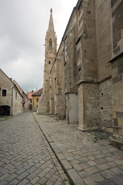 Farska, Bratislava, Slovakia, April 2014