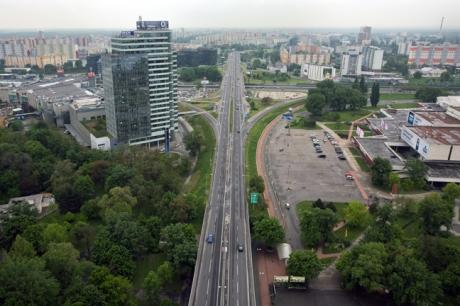 from UFO, Novy Most, Bratislava, Slovakia, April 2014