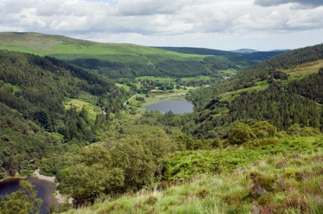 Glendalough, Co. Wicklow, Ireland, July 2014