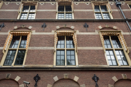 Binnenhof, The Hague, The Netherlands, August 2014
