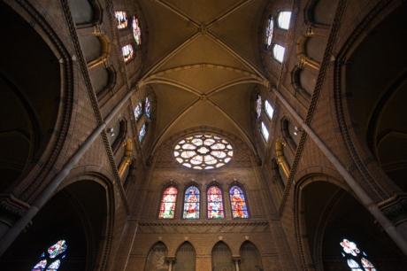 St. Catharina kerk, Eindhoven, The Netherlands, August 2014