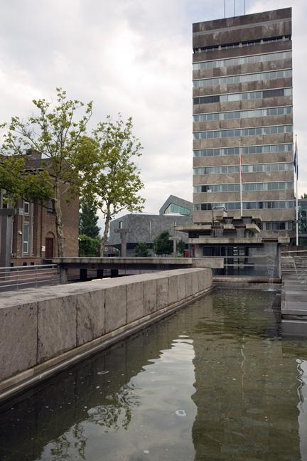 Stadhuisplein 1, Eindhoven, The Netherlands, August 2014