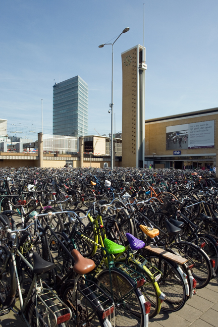 Stationsplein, Eindhoven, The Netherlands, August 2014