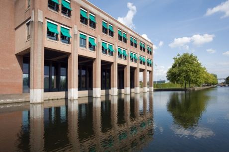 Kanaaldijk-Zuid, Eindhoven, The Netherlands, August 2014