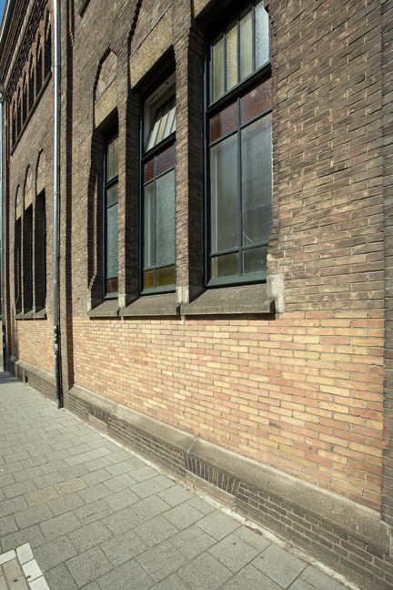 Augustinianum, Kanaalstraat, Eindhoven, The Netherlands, August 2014