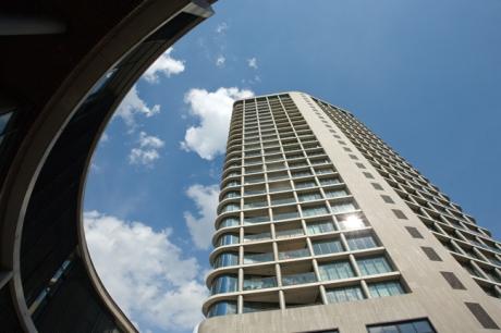 Vesteda Toren, Eindhoven, The Netherlands, August 2014
