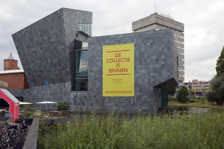 Van Abbemuseum, Eindhoven, The Netherlands, August 2014