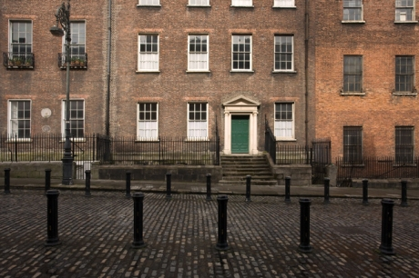 Henrietta Street, Dublin, Ireland, March 2015