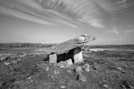 Kilclooney More Portal Tomb, Donegal, Ireland 2015