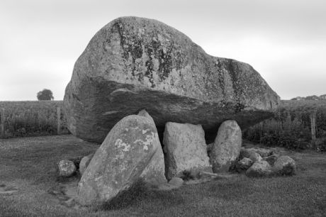 Brownshill Portal Tomb, Carlow, Ireland 2015