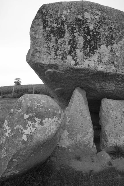Brownshill Portal Tomb, Carlow, Ireland 2015