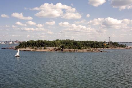 Suomenlahti, Helsinki, Finland, July 2015