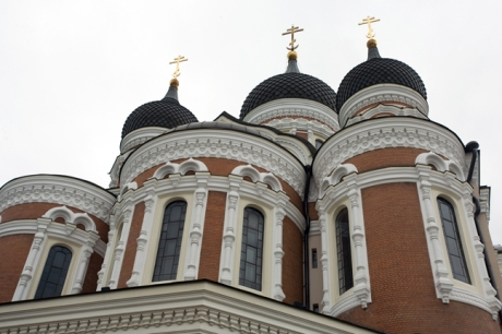 Alexander Nevsky Cathedral ,Tallinn, Estonia, July 2015