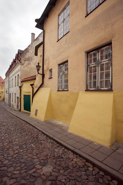 Pühavaimu,Tallinn, Estonia, July 2015