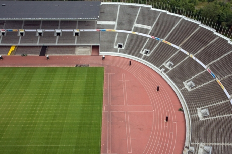Helsingin Olympiastadion, Helsinki, Finland, July 2015