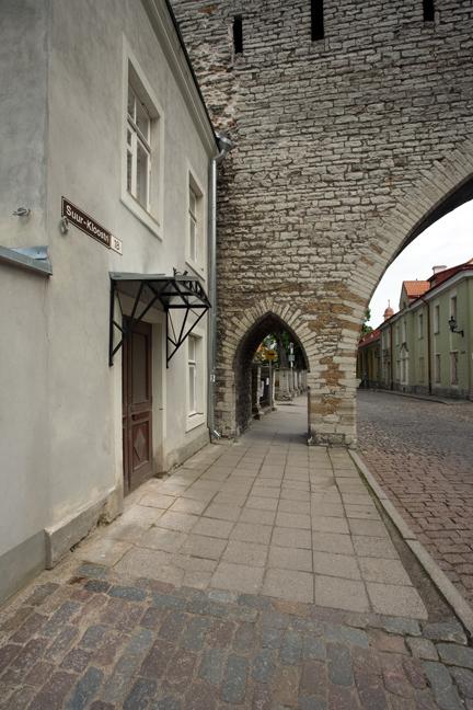 Suur-Kloostri,Tallinn, Estonia, July 2015
