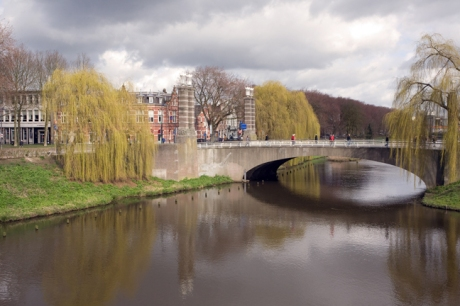 De Dommel, 's-Hertogenbosch, The Netherlands, March 2016