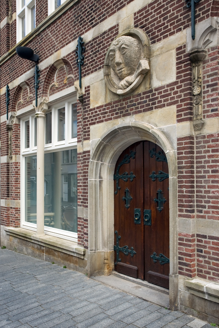 Orthenstraat, 's-Hertogenbosch, The Netherlands, March 2016