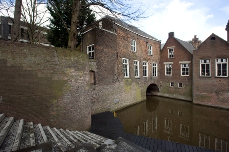 Waterpoort 's, 's--Hertogenbosch, The Netherlands, March 2016