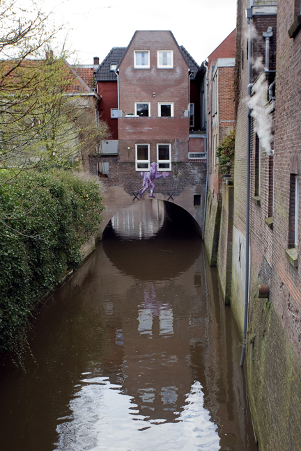 Korte Waterstraat, 's-Hertogenbosch, The Netherlands, March 2016