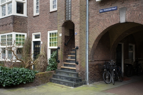 Mgr. Prinsenstraat, 's-Hertogenbosch, The Netherlands, March 2016