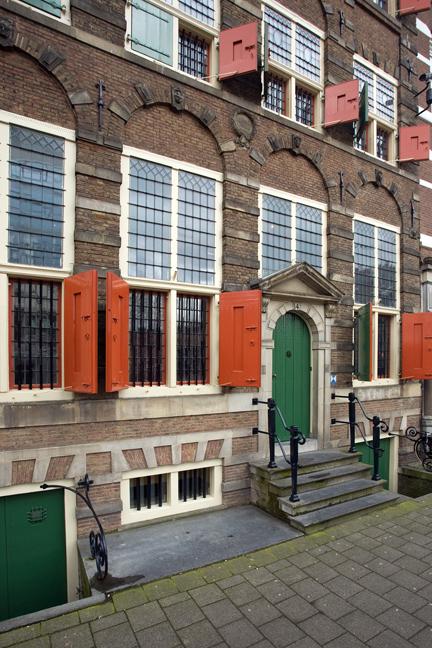Jodenbreestraat, Amsterdam, The Netherlands, March 2016