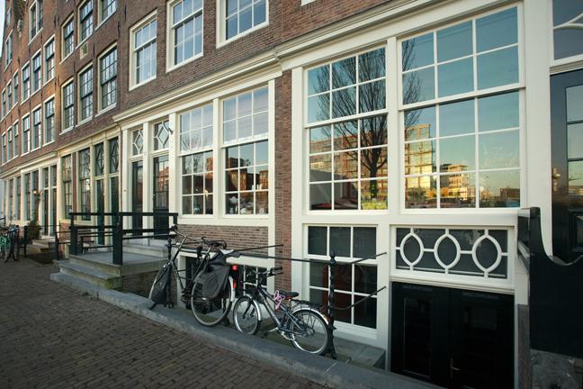 Zandoek, Amsterdam, The Netherlands, March 2016
