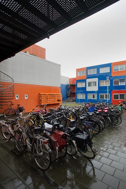 Ms. Oslofjordweg, Amsterdam, The Netherlands, March 2016