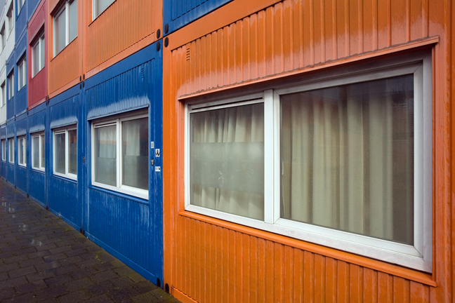 Ms. Oslofjordweg, Amsterdam, The Netherlands, March 2016 © Tom O'Connor 2016
