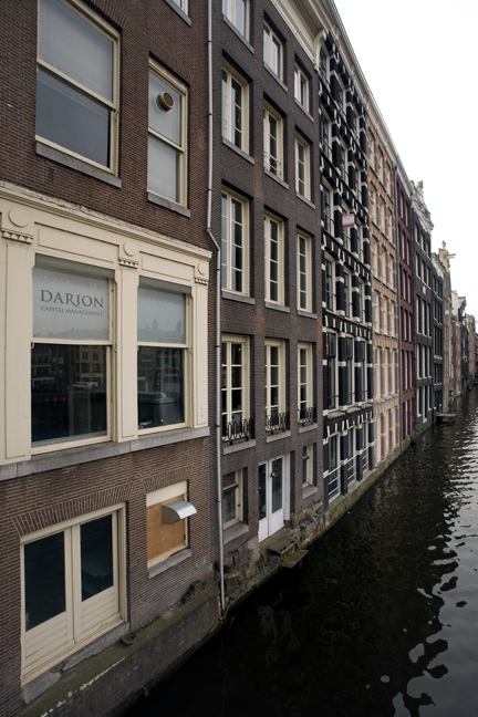 Damrak, Amsterdam, The Netherlands, March 2016