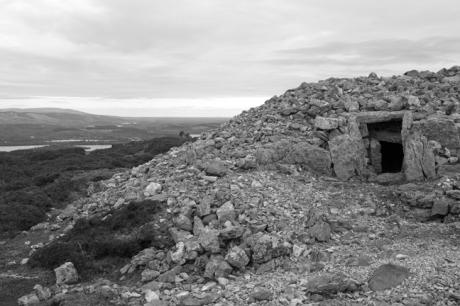 Carrowkeel Necropolis, Sligo, Ireland 2017 © Tom O'Connor 2017