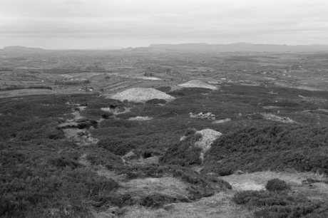 Carrowkeel Necropolis, Sligo, Ireland 2017 © Tom O'Connor 2017