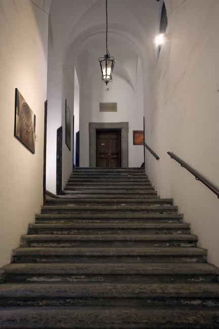 Pio Monte della Misericordia, Naples, Italy, July 2017
