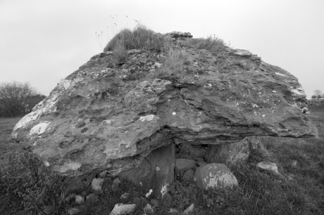Drumanone Portal Tomb, Roscommon, Ireland 2017