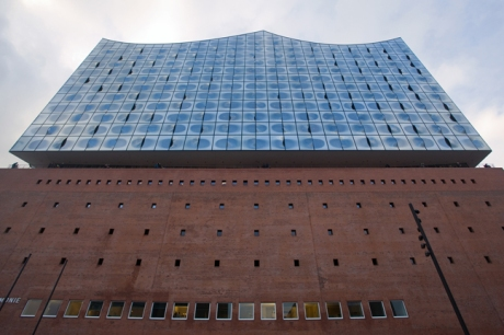 Elbphilharmonie, Hamburg, Germany, January 2018