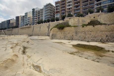 Sliema, Malta, July 2018