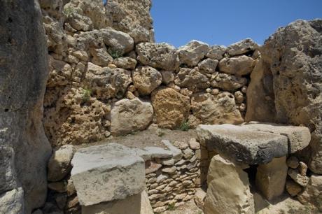 Ggantija Temples, Gozo, Malta, July 2018