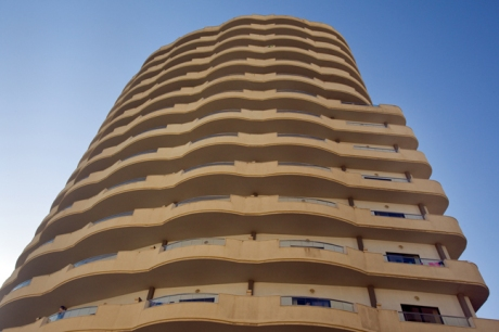 Tower of the Fortina, Tas-Sliema, Malta, July 2018