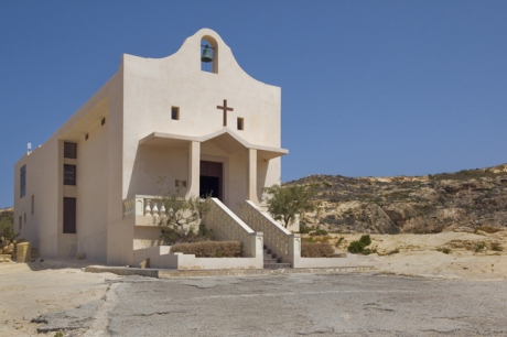 St. Anna, Dwejra, Gozo, Malta, July 2018