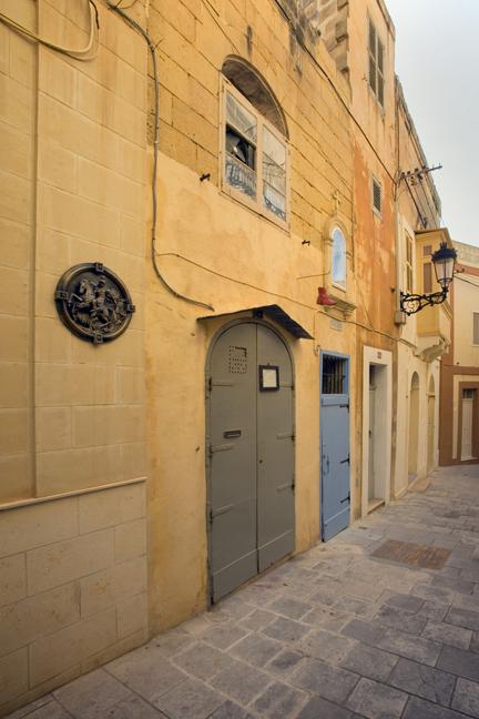 Triq San Gorg, Victoria, Gozo, Malta, July 2018