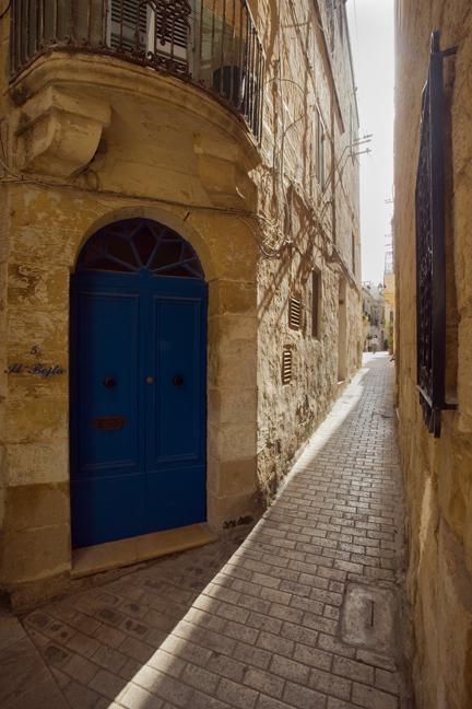 Victoria, Gozo, Malta, July 2018