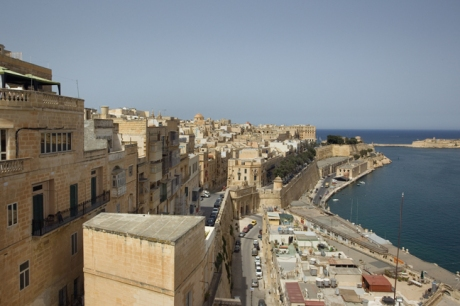 Valletta, Malta, July 2018